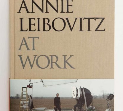 Book Review: 'Annie Leibovitz at Work'