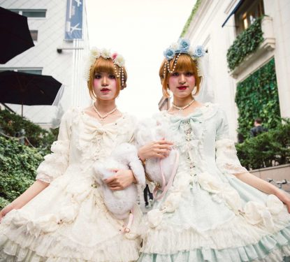 Young Ladies of Harajuku