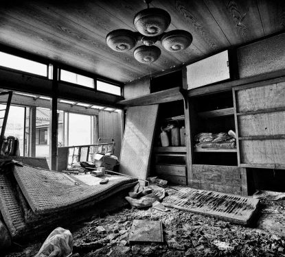 Ruined Room, Ishinomaki, Japan